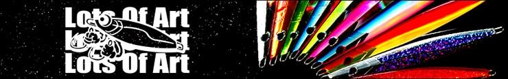 ロッツオブアート:兵庫県発の美しいハンドメイドメタルジグ瀬戸内の青物絶対定番ジグ