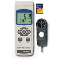 SD保存環境測定器「よろず測定器」