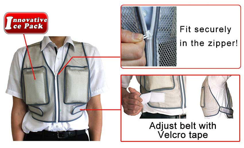 Horay Cooling Vest detail picture
