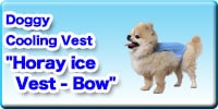 Horay Ice Vest BOW link Button