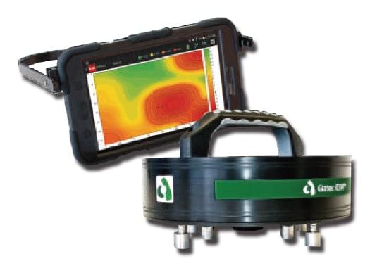 鉄筋腐食探知器「iCOR」商品画像