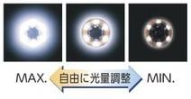 SD保存工業用内視鏡プロ41 LED画像