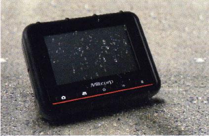 IP55相当の防塵・防水性能の画像