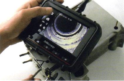高性能タッチパネルの画像