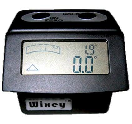 レベル付角度計「Wixey WR365」
