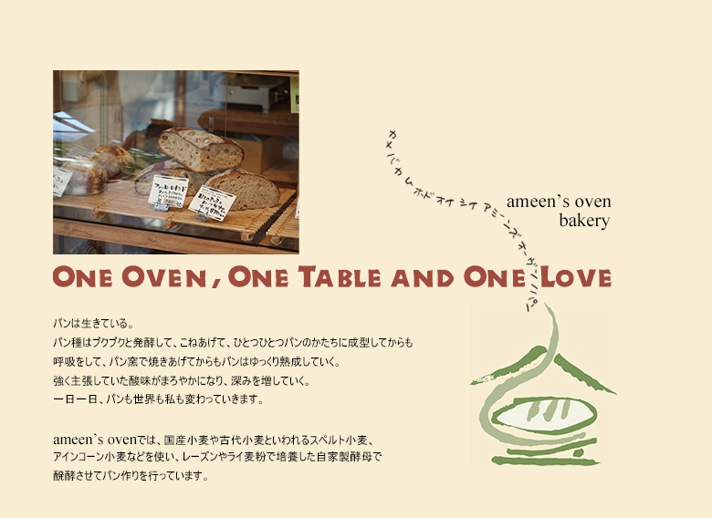 ameen's oven bakery