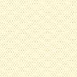 クリーム色に細緻なエンボスパターン重なり