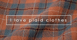 I love plaid clothes