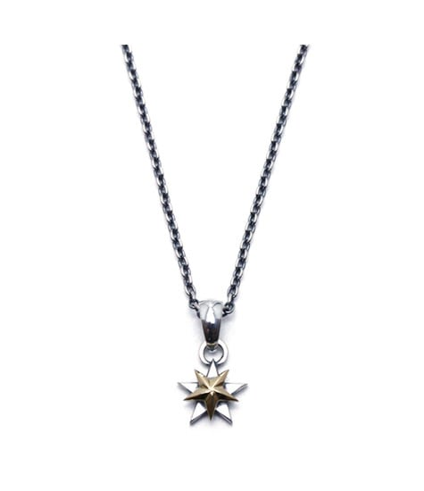 TAOISTAR Necklace Silver925×K18GOLD