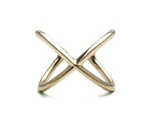 Cross Arm Ring
