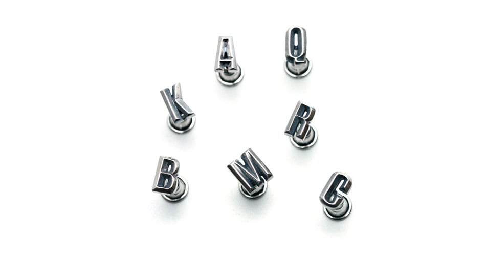 Alphabet Pierce