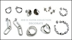 2018 SS DECORATE SILVER COLLECTION