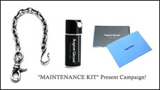 """MAINTENANCE KIT""Present Campaign!"