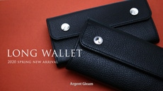 ArgentGleam NEW LONG WALLET