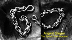 The Spinal Chain Bracelet