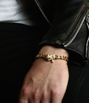 Gold Narrow Bracelet