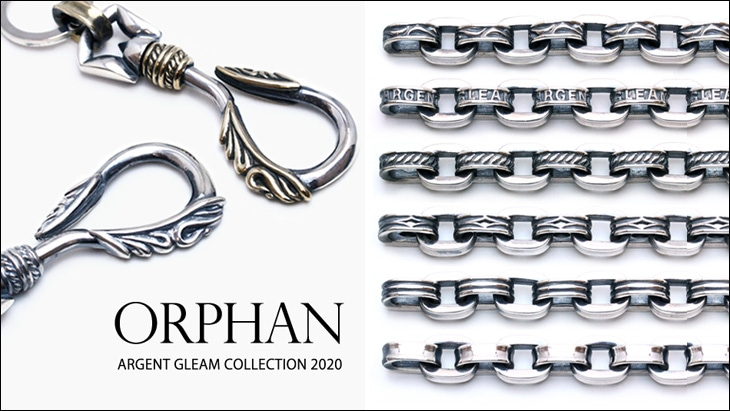 ARGENT GLEAM ORPHAN COLLECTION