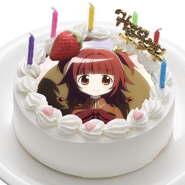 「マギアレコード 魔法少女まどか☆マギカ外伝」ケーキイメージ
