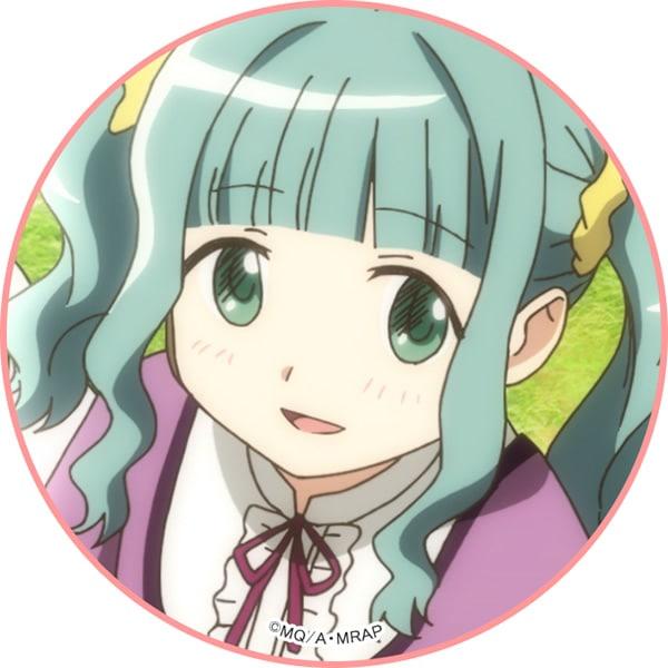 「マギアレコード 魔法少女まどか☆マギカ外伝」プリントデザイン