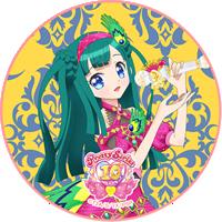 「プリティーシリーズ10周年」月川ちり