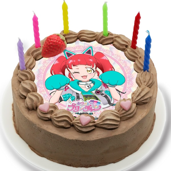 「キラッとプリ☆チャン」ケーキイメージ