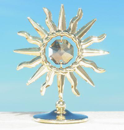 誕生日プレゼント/スワロフスキー/灼熱の太陽の置物gg1-2