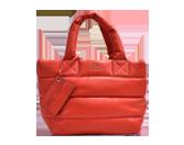 2395-エコレザーキルティングバッグ