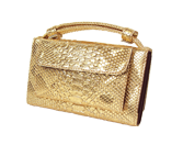 DIAMONDパイソン財布