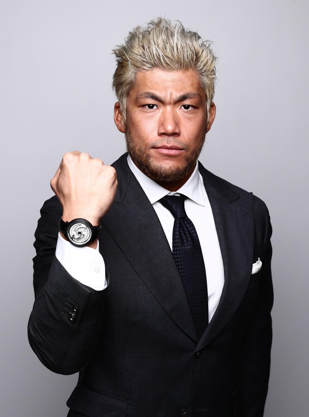 真田さんスーツ上半身