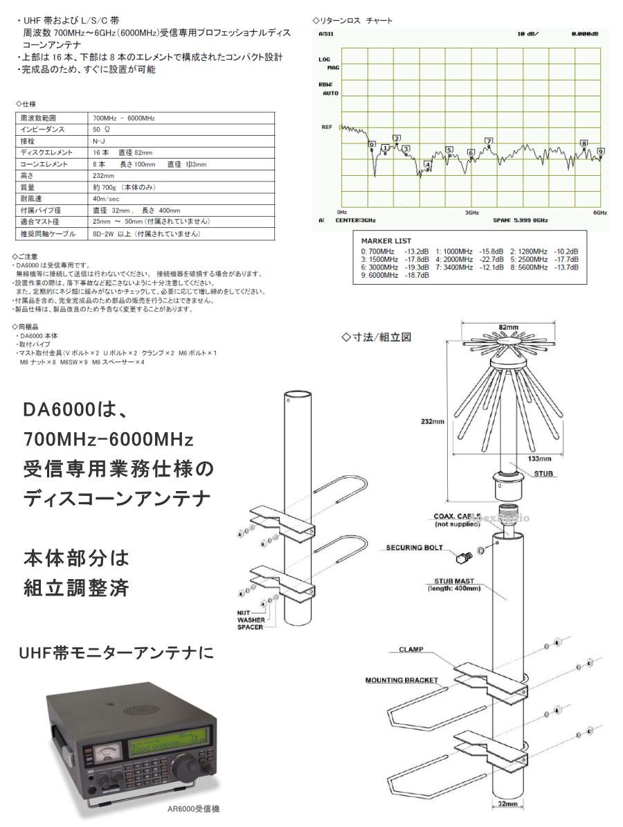 DA6000 説明2