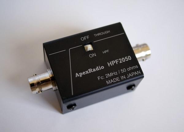 HPF2050  ハイパスフィルター