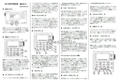 SKYWAVE 操作ガイドサンプル
