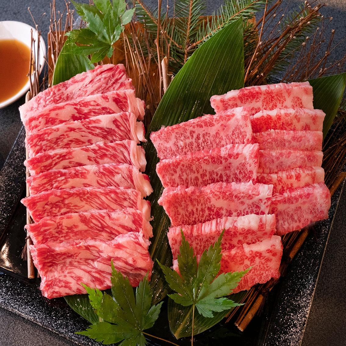 安比牛焼肉セット