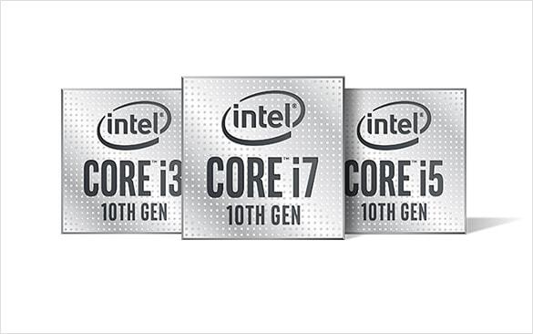 第10世代Coreプロセッサ
