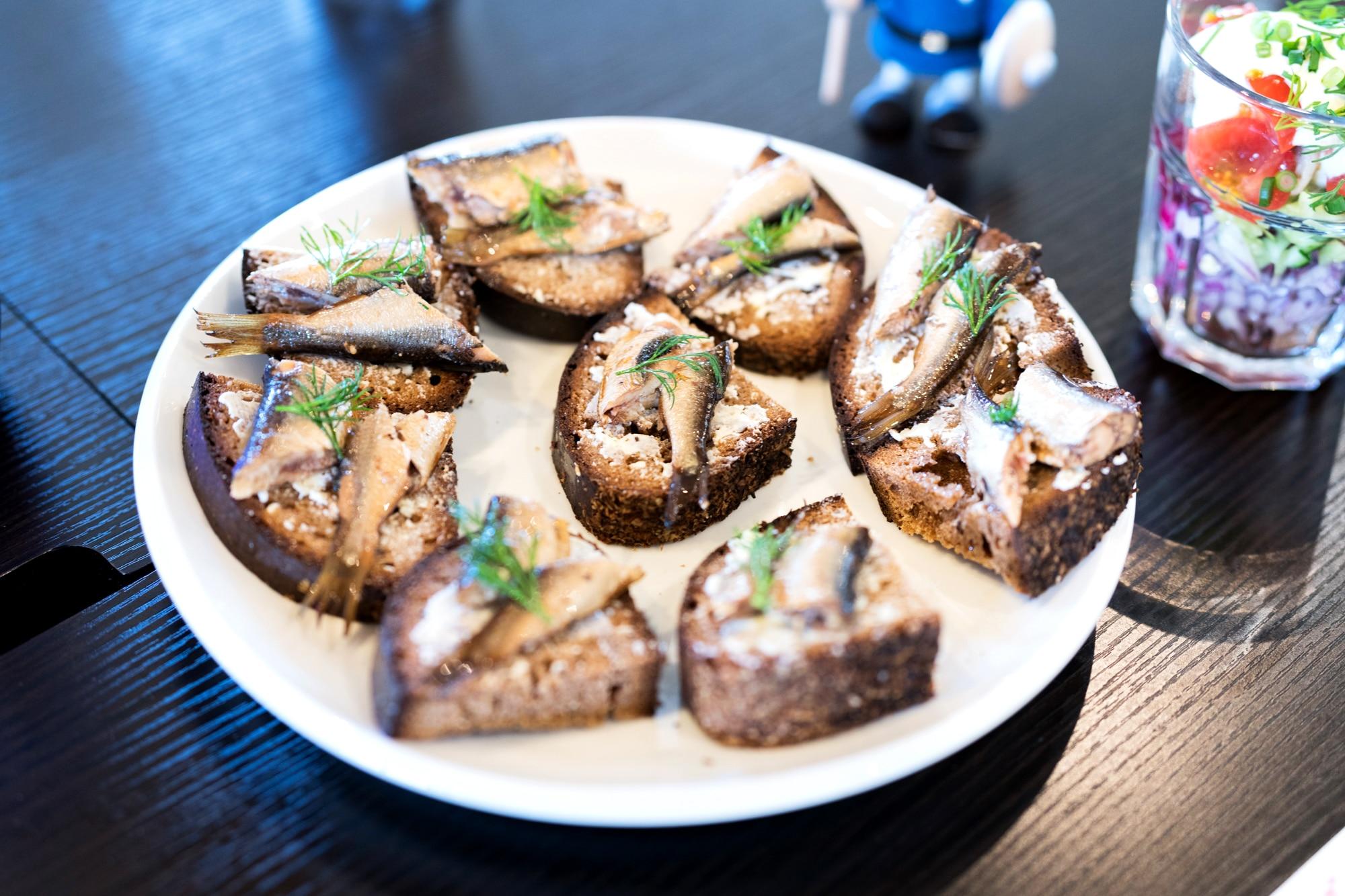 エストニアの歴史&お料理を味わう会