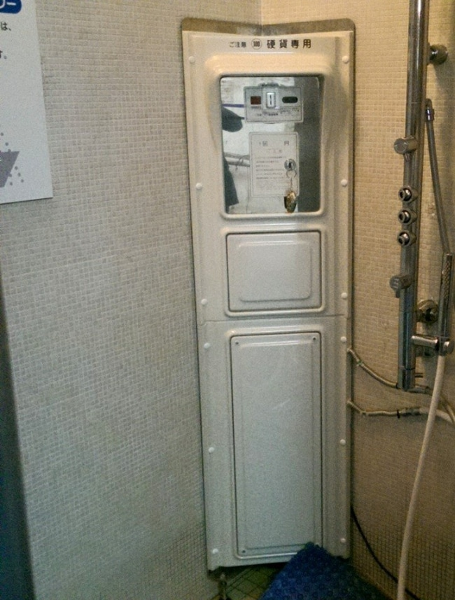 しゅわしゅわシャワー設置イメージ