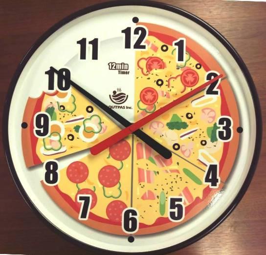 サウナタイマーNeo Pizza