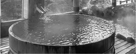 出雲の温泉水