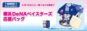 横浜DeNAベイスターズ応援バッグ