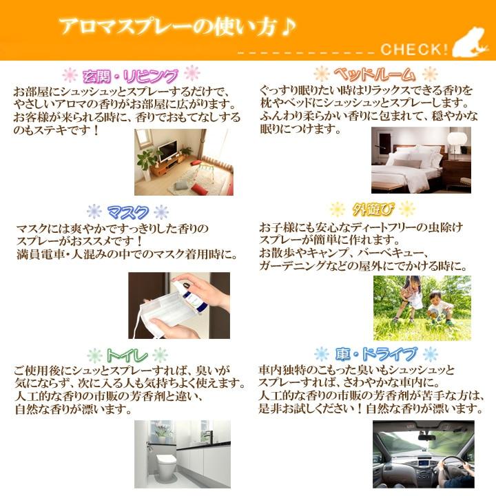 Air Clear(エアクリアー)アロマスプレー