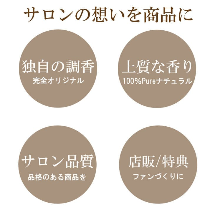 オリジナルアロマオイルOEM40本〜