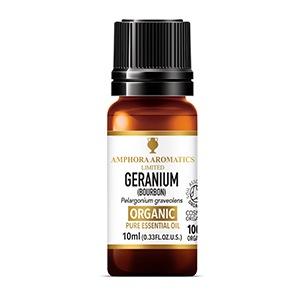 オーガニック・ゼラニウム精油