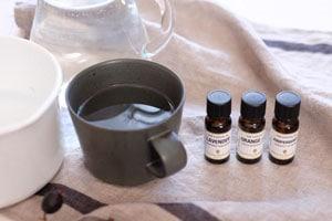 加湿器のアロマレシピ
