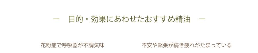 アロマ香り玉9