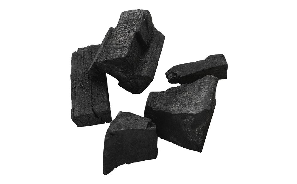 工業用木炭