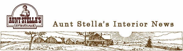 Aunt Stella's Interior News