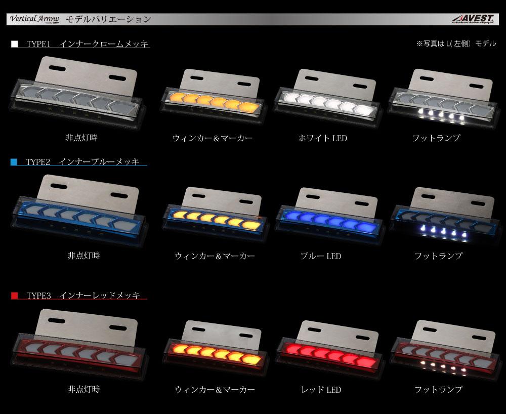 トラック/LED/流れる/シーケンシャル/サイド/マーカー/日野/レンジャー/プロフィア/三菱/ふそう/ファイターグレート/いすゞ