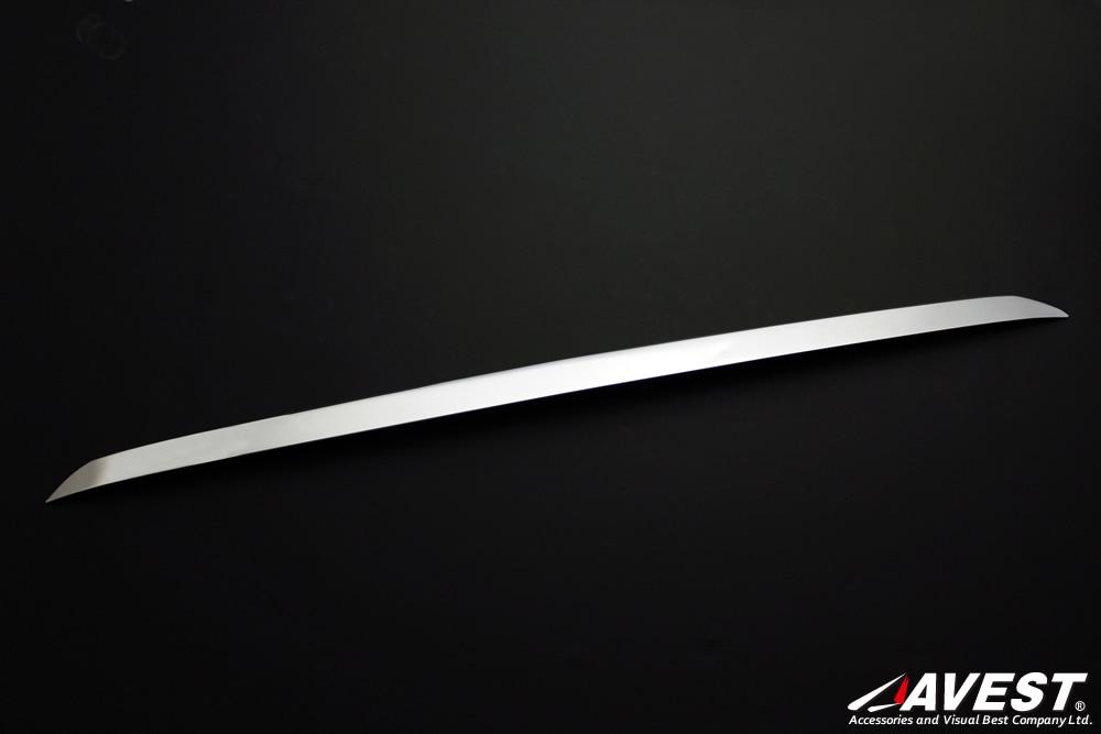 TOYOTA/C-HR/NGX50/ZYX10/リア/バンパー/ガーニッシュ/トヨタ/外装/メッキ/パーツ