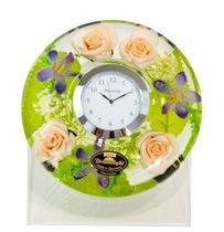 ドリームライト UFOミニ 時計セット(台付き)イザベラ