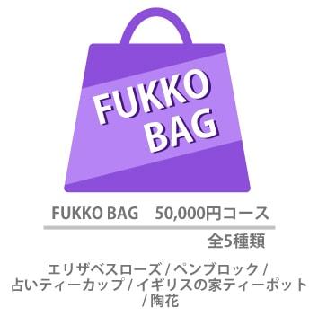 FUKKO BAG 50,000円コース 全5種類